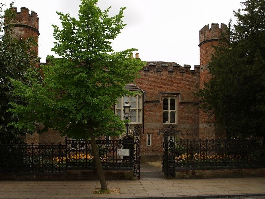 photoblog image Winchester