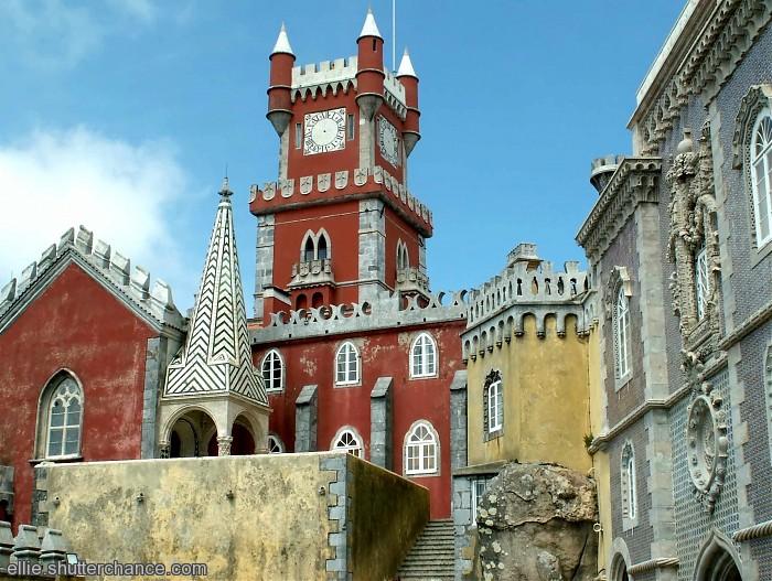 photoblog image Pena Palace, Sintra