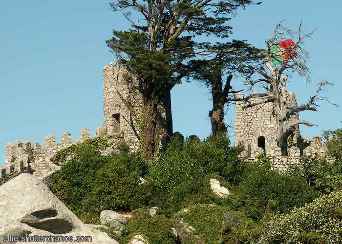 photoblog image Moorish Castle, Sintra